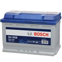 bmw Bosch S4 008 Blue Accu 74 Ah