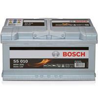 saab Bosch S5 010 Silver Accu 85 Ah