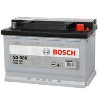 bmw Bosch S3 008 Black Accu 70 Ah