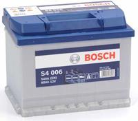 Alfa Bosch S4 006 Blue Accu 60 Ah