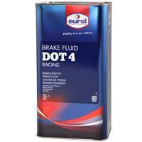 Eurol Brakefluid DOT 4 Racing 5L
