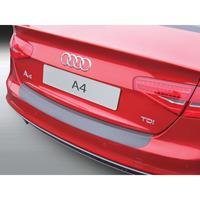 ABS Achterbumper beschermlijst Audi A4 B8 Sedan 2012-2015 Zwart