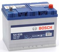 mercedes-benz Bosch S4 026 Blue Accu 70 Ah