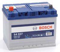 Alfa Bosch S4 027 Blue Accu 70 Ah