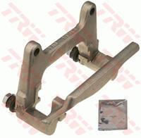 TRW Bremssattelhalter BDA695 Bremssattelträger,Bremsträger VW,AUDI,PHAETON 3D_,A8 4E_
