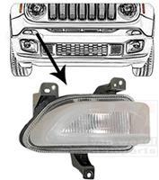 jeep Dagrijverlichting