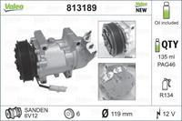 Kompressor, Klimaanlage 'NEW ORIGINAL PART'   Valeo (813189)