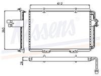 renault Condensator, airconditioning