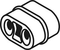 Gummistreifen, Abgasanlage | WALKER (80622)