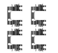 A.B.S. Zubehörsatz, Scheibenbremsbelag 1087Q  HONDA,CIVIC VI Fastback MA, MB,CRX II ED, EE,CIVIC IV Hatchback EC, ED, EE,PRELUDE III BA