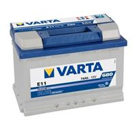 bmw Varta Accu Blue Dynamic E11 74 Ah