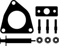 ELRING Montagesatz, Lader 745.110  PEUGEOT,CITROËN,607 9D, 9U,406 Break 8E/F,406 Coupe 8C,406 8B,C5 II Break RE_,C5 I DC_,C5 I Break DE_,C5 II RC_