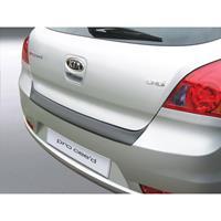 ABS Achterbumper beschermlijst Kia Pro-Cee'd 3 deurs Zwart