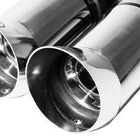 Sportuitlaat Toyota Yaris I HB 1.0i 50kW/1.3i 64kW 1999-2005 2x 80mm