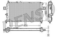 DENSO Wasserkühler DRM20018 Kühler,Motorkühler OPEL,VAUXHALL,ZAFIRA A F75_,ASTRA G CC F48_, F08_,ASTRA G Caravan F35_,ASTRA G Cabriolet F67