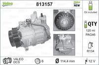 Kompressor, Klimaanlage 'NEW ORIGINAL PART'   Valeo (813157)