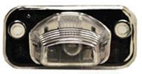 Volkswagen Kentekenverlichting