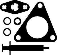 mercedes-benz Turbocharger, montageset