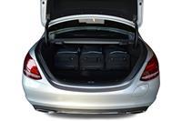 Reistassenset Mercedes-Benz C-Class Plug-In Hybrid (W205) 2015- 4d