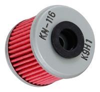 K&N Oliefilter Motorfiets Cartridge (KN-116)