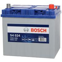 mitsubishi Bosch S4 024 Blue Accu 60 Ah