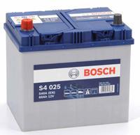 chevrolet Bosch S4 025 Blue Accu 60 Ah