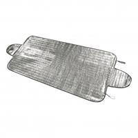 Carpoint anti ijsdeken (in verpakking) aluminium 70 x 150 cm zilver