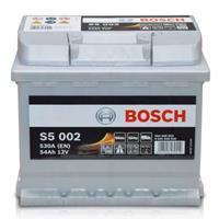 bmw Bosch S5 002 Silver Accu 54 Ah