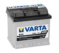Alfa Varta Accu Black Dynamic B20 45 Ah