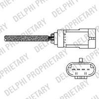 DELPHI Lambdasonde ES10793-12B1 Lambda Sensor,Regelsonde RENAULT,CLIO II BB0/1/2_, CB0/1/2_,CLIO III BR0/1, CR0/1,SCÉNIC II JM0/1_,KANGOO KC0/1_