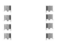 A.B.S. Zubehörsatz, Scheibenbremsbelag 1132Q  TOYOTA,CELICA Coupe AT18_, ST18_,CELICA Cabriolet AT18_, ST18_,CELICA Coupe ST16_, AT16_