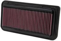 K&N vervangingsfilter Toyota GT86 2.0L H4 2012- (33-2300)
