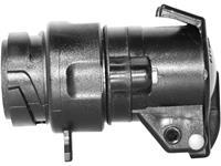 TFA Auto 88006 Aanhangeradapter [ - Stekker, 7-polig] Kunststof