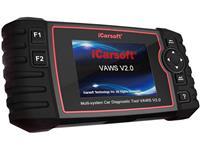 Icarsoft VAWS V2.0 icvaw2 OBD II diagnosetool Licensie voor: Onbeperkt