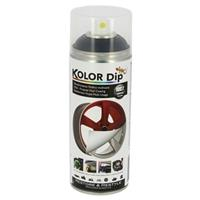Kolor Dip spuitfolie metallic zwart 400 ml