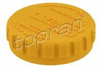 Radiateurdop TOPRAN, Geel