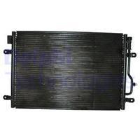 Kondensator, Klimaanlage | DELPHI (TSP0225406)