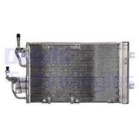 Kondensator, Klimaanlage | DELPHI (TSP0225616)