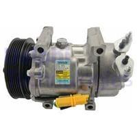 DELPHI Kompressor TSP0159334 Klimakompressor,Klimaanlage Kompressor PEUGEOT,CITROËN,206 Schrägheck 2A/C,206 CC 2D,307 SW 3H,307 CC 3B,307 3A/C
