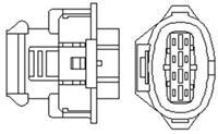 magnetimarelli MAGNETI MARELLI Lambdasonde 466016355032 Lambda Sensor,Regelsonde OPEL,ZAFIRA B A05,ASTRA H Caravan L35,ASTRA G CC F48_, F08_,ASTRA H L48
