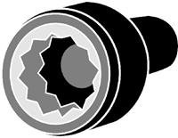 Volkswagen Cilinderkopbout