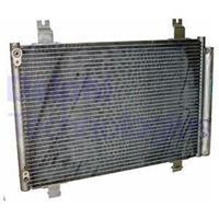 DELPHI Klimakondensator TSP0225622 Kondensator,Klimakühler SUZUKI,SWIFT III MZ, EZ