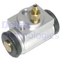 DELPHI Bremszylinder LW80106 Radbremszylinder MERCEDES-BENZ,A-CLASS W168