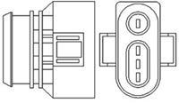 magnetimarelli MAGNETI MARELLI Lambdasonde 466016355024 Lambda Sensor,Regelsonde VW,AUDI,TOYOTA,POLO 6N1,PASSAT Variant 3B5,PASSAT 3B2,A4 8D2, B5,A6 Avant 4B5, C5