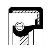 CORTECO Nockenwellendichtung 15510009B Nockenwellendichtring,Wellendichtring, Nockenwelle