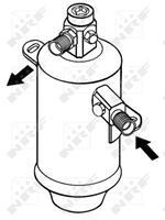 mercedes-benz Droger, airconditioning
