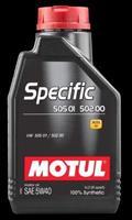 Volkswagen Motorolie Motul Specific 5W40 1L