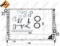 NRF Wasserkühler 53238 Kühler,Motorkühler ALFA ROMEO,147 937,GT 937
