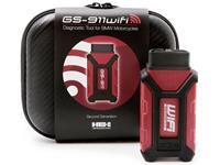 HEX Hex GS-911 WiFi Hobby 80214 Motorfiets diagnosetool OBD2 Licensie voor: 10 voertuigen