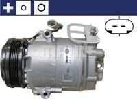opel Compressor, airconditioning